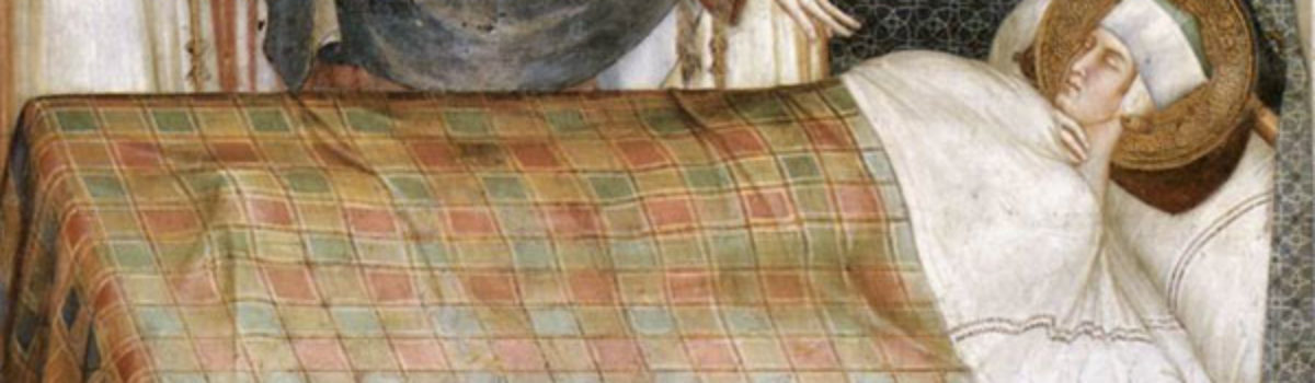 Beds in the Middle Ages and Renaissance