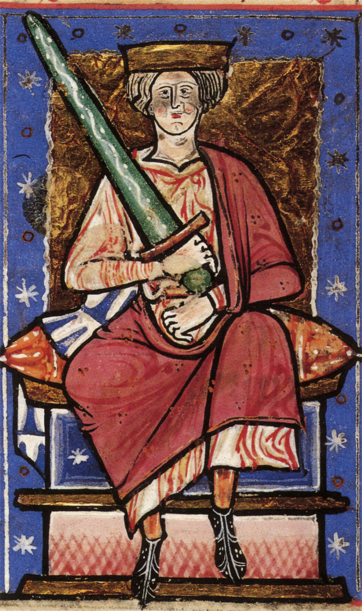 was murdered on 18 March 978. Although Æthelred was not...