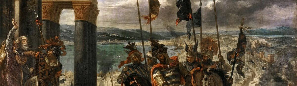 Sack of Constantinople (1204) – Wikipedia
