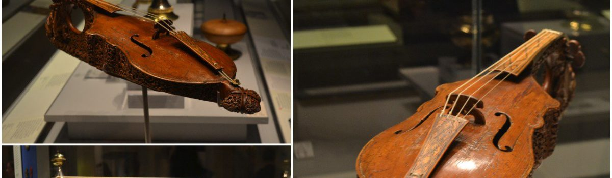 The British Museum Citole: One of the most remarkable extant medieval instruments dating from the early 14th Century