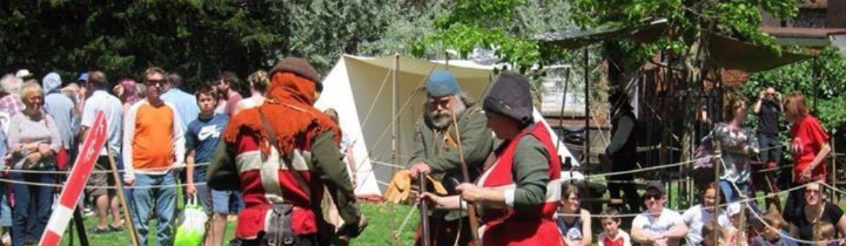 Photos from The Medieval Siege Society's post