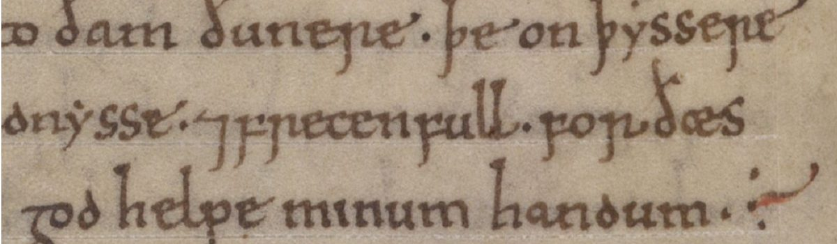Scribal complaints: Early medieval English copyists and their colophons