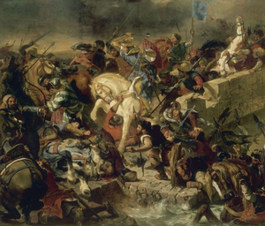The Battle of Taillebourg was a 1242 battle between the...