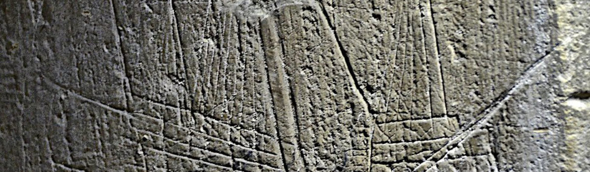 Medieval Graffiti Recorded in England's Churches – Archaeology Magazine