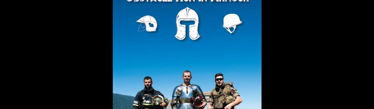 Obstacle Run in Armour – a short film by Daniel Jaquet