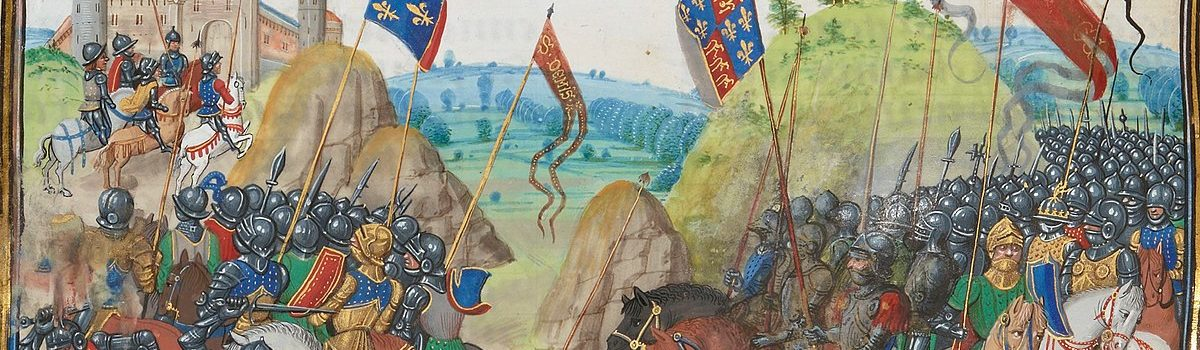 Battle of Crécy – Wikipedia