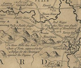 The Battle of Homildon Hill was a conflict between Engl...