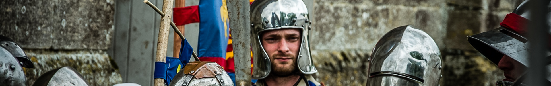 The Medieval Siege Society is a group with a diverse me...