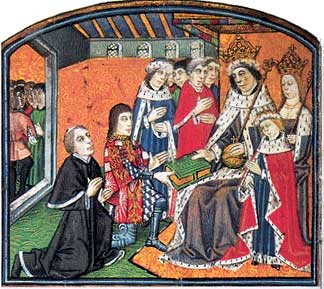 Today, 25 June, in 1483, Execution of Anthony Woodville...