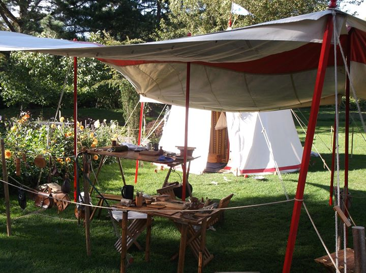 Some images from our recent event at Michelham Priory.