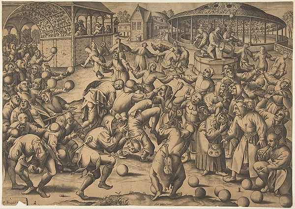 A look at New Year's in the Middle Ages.