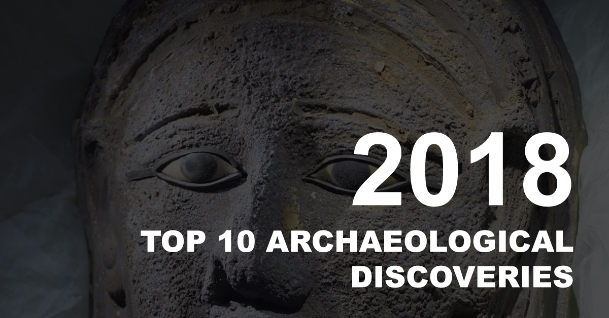 HeritageDaily's list of the 10 most prominent archaeolo...