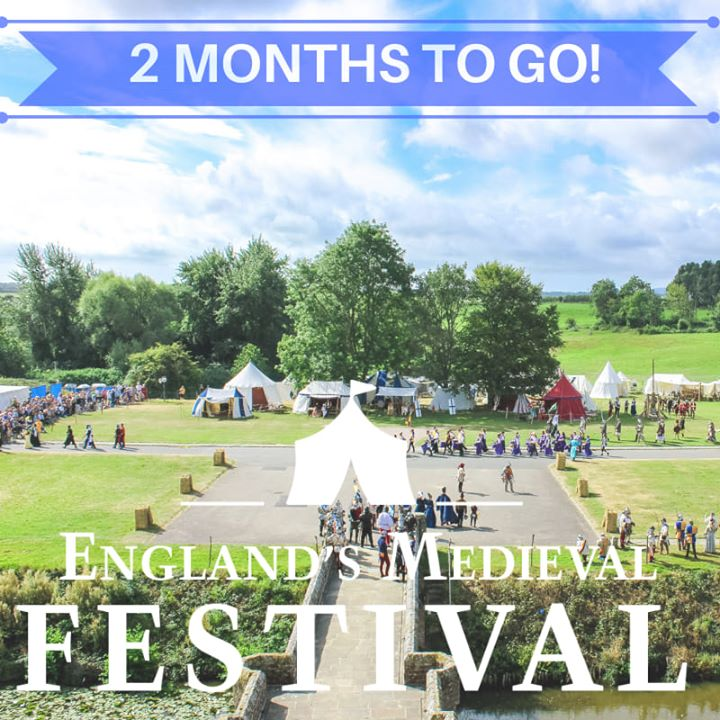 Just two months to go... Huzzah! Come and join us this ...